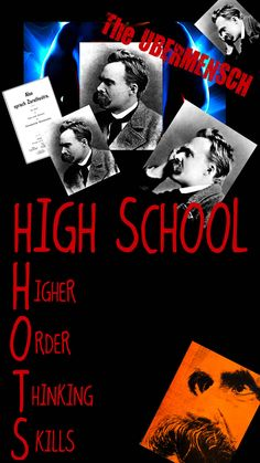 HIGH SCHOOL HOTS/ HIGH SCHOOL HIGHER ORDER THINKING SKILLS