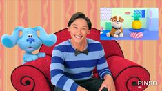 Blues Clues, Nick Jr, Bubble Guppies, Guppy, Paw Patrol, Dinosaur Stuffed Animal, Bubbles, Childhood, Play