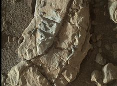 Curiosity Rover Finds Seasonal Clues About Martian Methane and Investigates Unusual 'Stick' Formations