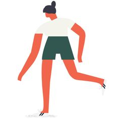 #NEW #iOS #APP I'm A Runner Running Stickers - Luke Bowes