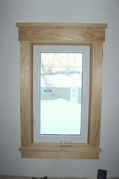 Craftsman Style Window Trim | Home Coming for tealandlime.com
