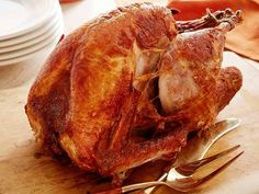 Get Deep-Fried Turkey VIDEO and Recipe from Food Network