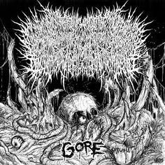 The Sciolist Gate: XavlegbmaofffassssitimiwoamndutroabcwapwaeiippohfffX - Gore [EP] (2016)