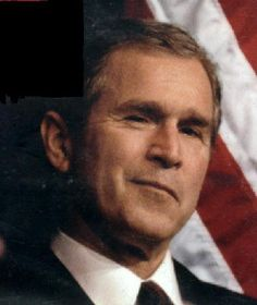 i dont care what you all say bush is hot.