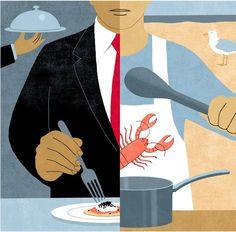 Summer Vacation: Goodbye Restaurants, Hello Kitchen - The New York Times