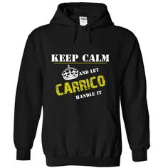 awesome CARRICO t shirt, Its a CARRICO Thing You Wouldnt understand