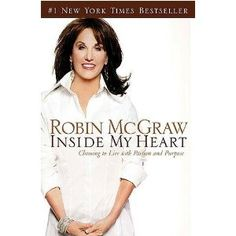 Great book! Funny Dr. Phil stories and great advice from Robin McGraw.