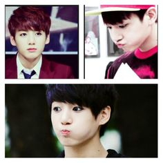 JungKook cuteness overload!!!!!!! #BTS #JeonJungKook