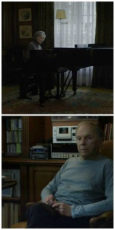 Amour directed by  Michael Haneke