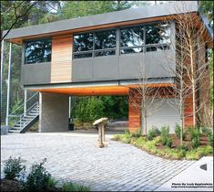 Contemporary Garages | Apartment Therapy