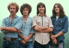 The Eagles...Saw them as a warm up band in 74 for Edgar Winter and Yes for $3.75. Unreal how spendy concert are now!