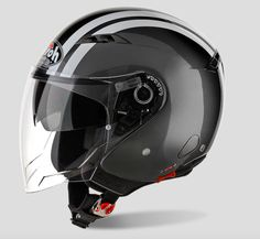 Airoh Helmet City One Wrap 2018 Yellow Matt Urban Jet HRT