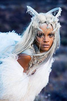 Rihanna by Steven Gomillion & Dennis Leupold for Tush Magazine #2