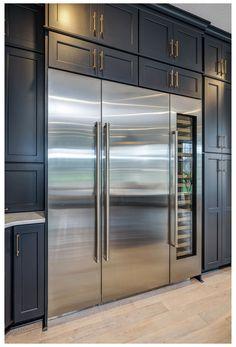 Luxury Kitchen Design, Dream Home Design, Luxury Kitchens, Interior Design Kitchen, Home Kitchens, House Design, Tuscan Kitchens, Cuisines Design, Küchen Design