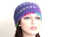 Pretty Crochet Beanie Pattern – Crochet Hooks You