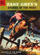 Great Dell comic cover-1958