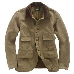 [RRL/Twill Campbell Jacket]アメカジ ファッション ヴィンテージ ファッション ジェイクルー