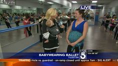 Babywearing Ballet- Introduction to Class