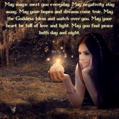Wiccan Prayer