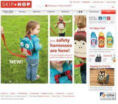 Skip Hop: MivaCon 2013 Nominee for Best Web Design