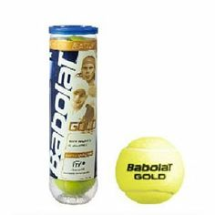 Babolat Gold Pet X 3 Tennis Balls