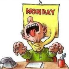 I Hate Mondays by - A Member of the Internet's Largest Humor Community Monday Pictures, Funny Pictures, Monday Pics, Monday Images, Funniest Pictures, Amazing Pictures, Pictures Images, Funny Images, Bing Images