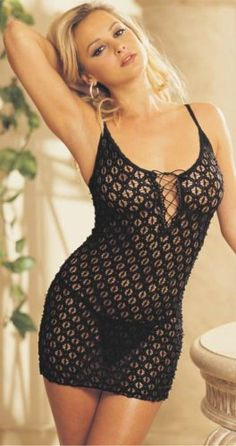 Women's Re-Emb Stretch Chemise