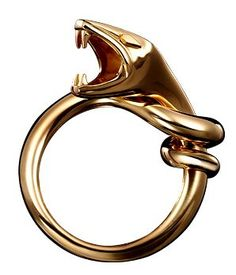 Boucheron makes some of the best snake & serpent jewelry ever!