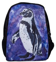 9affb906dedb Penguin Backpack by Salvador Kitti On Sale From by SalvadorKitti