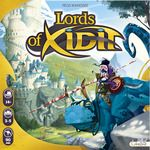 Lords of Xidit - Very fun game .  Very easy to understand, yet fun and lots of replay value.