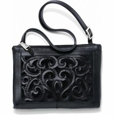 Justine Cross Body Bag available at #BrightonCollectibles