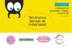 Tiendas de materiales craft. #IIJornadasAYD