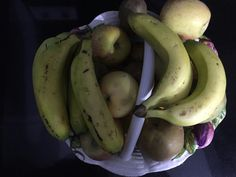 Banana, Fruit, Food, The Fruit, Bananas, Meals, Fanny Pack, Yemek, Eten