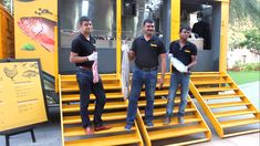 Fipola on wheels Launched Mobile Store All Over Chennai