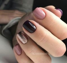 Beautiful Nail Art Style & Trends To Try In 2018 Everyday we sharing the different ideas of Gorgeous Nails. Today also we came with Fresh & Stunning Look of Nails Trends for this Modern year of If you want to increase the beauty of your… Shellac Nails, Manicures, My Nails, Nails Today, Short Nail Manicure, Perfect Nails, Gorgeous Nails, Amazing Nails, Stylish Nails