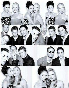 Vampire Diaries cast.