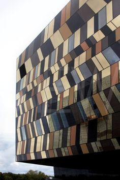 Moscow School of Management - Kazimir Malevich & David Adjaye #arquitectura #color #architecture