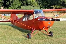 "1946 Aeronica 7BC ""champ"" Stars of the Sky and Screen 