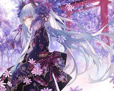 Anime Original Wallpaper Original Wallpaper, Background Images, Wallpaper Backgrounds, Find Image, We Heart It, Fantasy Art, Deviantart, The Originals, Flowers