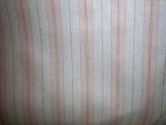 BLUSH STRIPE companion to botanical butterfly by reneesfabrics, $22.50