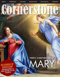 Launching across India on June 1 - CORNERSTONE magazine for building the faith