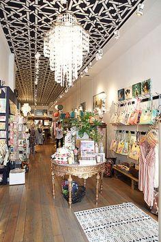 Retailer Spotlight: Papaya Living – The flagship Papaya! Living boutique was created as an extension of the artistic world of Anahata & Gina Katkin of Papaya.