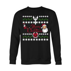 Merry Christmas Holiday Special Sweatshirt (3 colors)