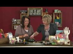 Video ... Christy and guest...how to use Utee.