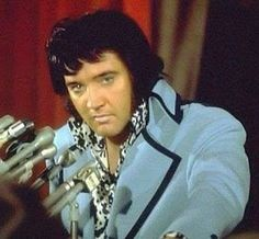 Elvis - Madison Square Gardens press conference, New York 1972