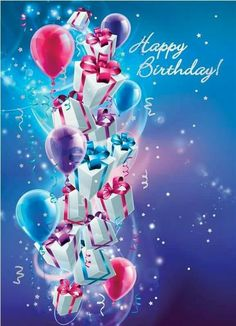 Birthdays are never complete until you've sent Happy Birthday Greeting Cards to the birthday gal or boy! So go ahead and wish them a very happy birthday. Happy Birthday Wishes Cake, Happy Birthday Video, Birthday Wishes And Images, Happy Birthday Celebration, Happy Birthday Brother, Birthday Blessings, Happy Birthday Pictures, Happy Birthday Greeting Card, Happy Birthday Messages