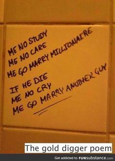 black valentine poem annotation