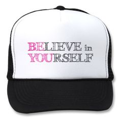 BElieve in YOUrself - BE YOU Mesh Hats