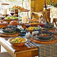 Dinner in Burgundy | Williams-Sonoma