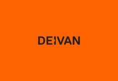 DEIVAN branding on Behance